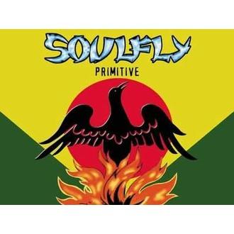 drapeau Soulfly - Primitive, HEART ROCK, Soulfly