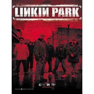 drapeau Linkin Parc - Band, HEART ROCK, Linkin Park