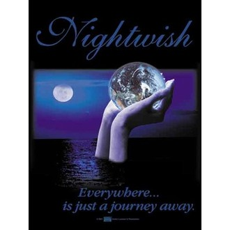 drapeau Nightwish - Everywhere, HEART ROCK, Nightwish