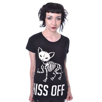 t-shirt pour femmes - HISS OFF - HEARTLESS, HEARTLESS
