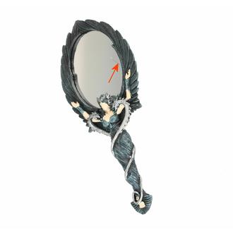 miroir Alchemy Gothic - Miroir à main Ange Noir - V10 - ENDOMMAGÉ, ALCHEMY GOTHIC