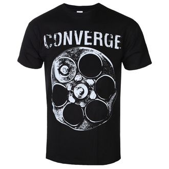 tee-shirt métal pour hommes Converge - The Chamber Black - KINGS ROAD, KINGS ROAD, Converge