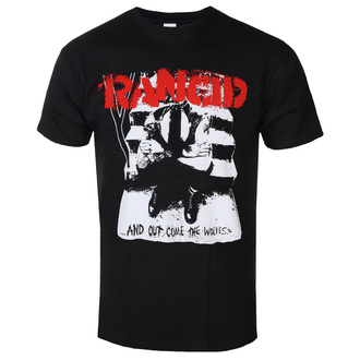 tee-shirt métal pour hommes Rancid - And Out Come The Wolves - KINGS ROAD, KINGS ROAD, Rancid