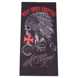 Cache-cou - AMERICAN ORIGINAL CHIEF - BLACK, West Coast Choppers