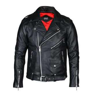 Veste hommes (motard) STRAIGHT TO HELL - Commando Blk Nick, STRAIGHT TO HELL