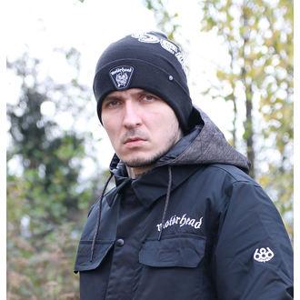 Bonnet MOTÖRHEAD - Noir, NNM, Motörhead