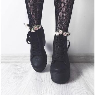Bottes femmes ALTERCORE - Roca - PU Noir