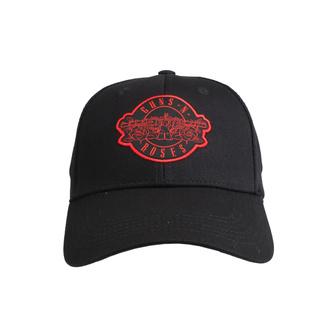Casquette Guns N' Roses - Red Circle Logo - ROCK OFF, ROCK OFF, Guns N' Roses