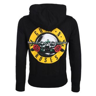 Sweat à capuche pour femmes Guns N' Roses - Classic Logo - ROCK OFF, ROCK OFF, Guns N' Roses