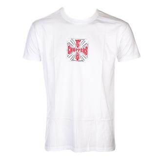 t-shirt pour hommes - CROSS - West Coast Choppers, West Coast Choppers