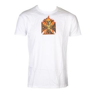 t-shirt pour hommes - IN FLAMES - West Coast Choppers, West Coast Choppers