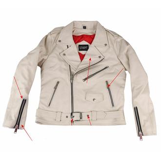 Veste pour femme (métal veste) STRAIGHT TO HELL - Commando Blanc - 89 - ENDOMMAGÉ, STRAIGHT TO HELL