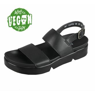 Chaussures pour femmes (sandales) ALTERCORE - Camille - Vegan Black, ALTERCORE