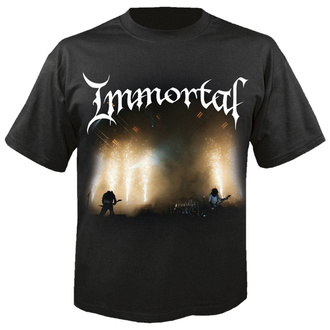 T-shirt IMMORTAL pour hommes- The seventh date of Blashyrkh - NUCLEAR BLAST, NUCLEAR BLAST, Immortal