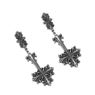 Boucles d'oreilles KILLSTAR - Infernal Cross, KILLSTAR