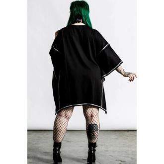 robe pour femme (tunique) KILLSTAR - Insomnia Batwing - noir, KILLSTAR