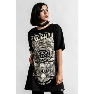 T-shirt unisexe KILLSTAR - Insomnia - noir, KILLSTAR