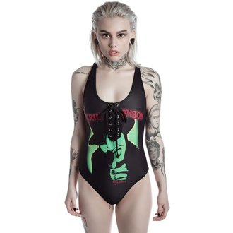 maillot de bain femmes KILLSTAR - MARILYN MANSON - I put a spell on you - Noir, KILLSTAR, Marilyn Manson