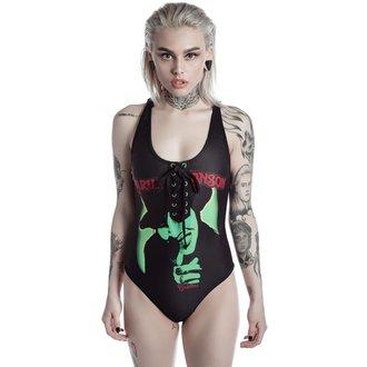 maillot de bain femmes KILLSTAR - MARILYN MANSON - I put a spell on you - Noir, KILLSTAR, Marilyn Manson