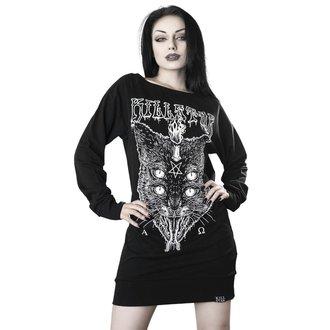sweat-shirt sans capuche pour femmes - Juju - KILLSTAR, KILLSTAR