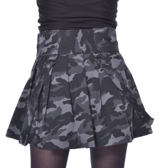 Jupe HEARTLESS - JANICE SKIRT - VERT CAMO, HEARTLESS