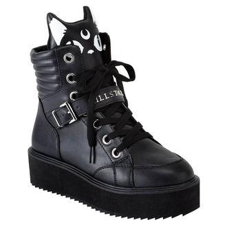 chaussures à semelles compensées pour femmes - KEIKO KITTY - KILLSTAR