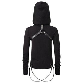 sweat-shirt avec capuche pour femmes - Killafornia Knit - KILLSTAR, KILLSTAR