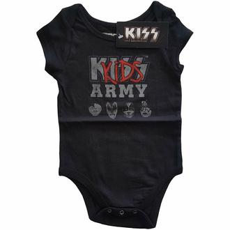 Body pour enfants Kiss - Kids army - ROCK OFF, ROCK OFF, Kiss