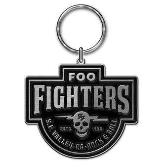 Porte clés Foo Fighters - Est. 1995 - RAZAMATAZ, RAZAMATAZ, Foo Fighters