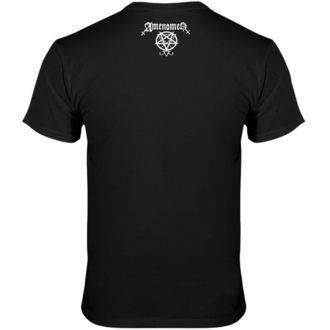 t-shirt hardcore pour hommes - FUCK YOUR LIES - AMENOMEN, AMENOMEN