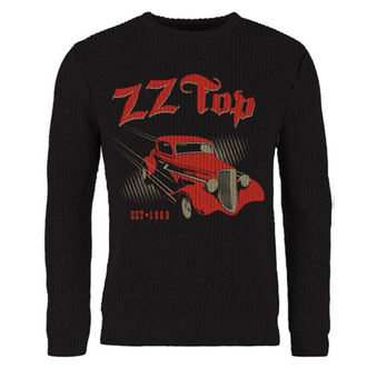 Pull pour hommes  ZZ TOP - ELIMINATOR - PLASTIC HEAD, PLASTIC HEAD, ZZ-Top