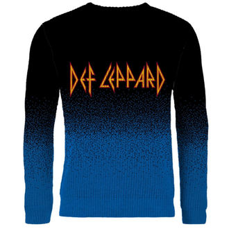 Pull pour hommes DEF LEPPARD - LOGO - PLASTIC HEAD, PLASTIC HEAD, Def Leppard