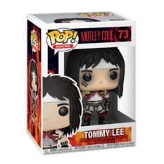 Statue/ Figure Mötley Crüe - POP! - ROCKS - Tommy Lee, POP, Mötley Crüe