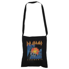 Sac (sac à main) Def Leppard - Pyromania - LOW FREQUENCY, LOW FREQUENCY, Def Leppard