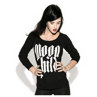 sweat-shirt sans capuche pour femmes - Moon Child - BLACK CRAFT, BLACK CRAFT