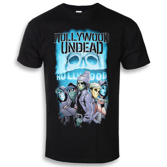 tee-shirt métal pour hommes Hollywood Undead - CREW - PLASTIC HEAD, PLASTIC HEAD, Hollywood Undead