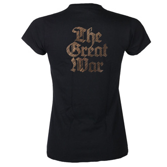 tee-shirt métal pour femmes Sabaton - TGW Hatching - NUCLEAR BLAST, NUCLEAR BLAST, Sabaton