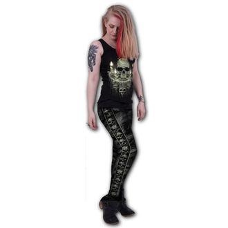 Leggings SPIRAL - CAMO-SKULL, SPIRAL
