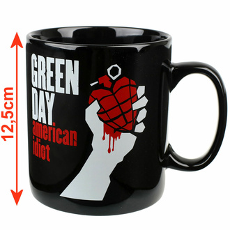 Grand mug GREEN DAY - ROCK OFF, ROCK OFF, Green Day