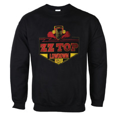 sweat-shirt sans capuche pour hommes ZZ-Top - Lowdown - LOW FREQUENCY, LOW FREQUENCY, ZZ-Top