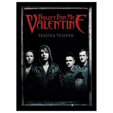 Affiche encadrée Bullet For My Valentine - Group - PYRAMID POSTERS, PYRAMID POSTERS, Bullet For my Valentine