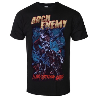 T-shirt metal pour hommes Arch Enemy - Bloodstained Cross - ART WORX, ART WORX, Arch Enemy