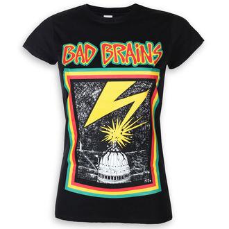 tee-shirt métal pour femmes Bad Brains - PLASTIC HEAD - PLASTIC HEAD, PLASTIC HEAD, Bad Brains