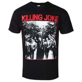 tee-shirt métal pour hommes Killing Joke - POPE BLACK - PLASTIC HEAD, PLASTIC HEAD, Killing Joke