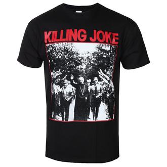 tee-shirt métal pour hommes Killing Joke - POPE BLACK - PLASTIC HEAD, PLASTIC HEAD, Killing Joke