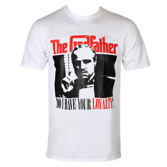 t-shirt de film pour hommes The Godfather - Do I have Your Loyalty - HYBRIS, HYBRIS, Le parrain