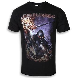 tee-shirt métal pour hommes Disturbed - Vortex - ROCK OFF, ROCK OFF, Disturbed