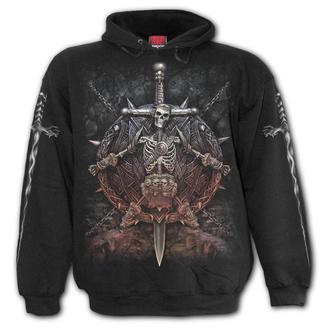 sweat-shirt avec capuche pour hommes - APOCALYPSE - SPIRAL