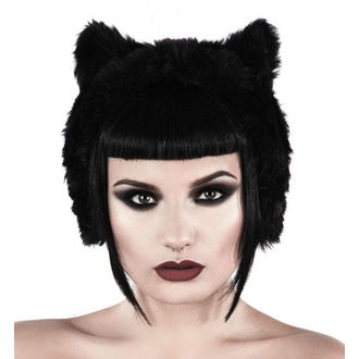 Cache-oreilles KILLSTAR - Le Chat Noir Ear Muffs - Noir, KILLSTAR