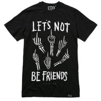 t-shirt unisexe - Let's Not - KILLSTAR, KILLSTAR